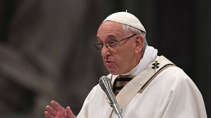 Vatican: Pope did not say there is no hell
