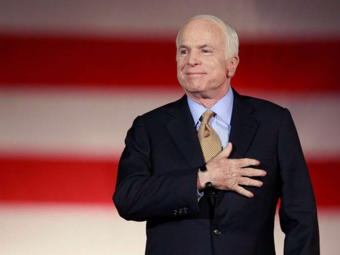 John McCain, a hero and leader who took causes more seriously than himself: ANALYSIS