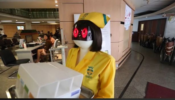 Hospital in Thailand Turns to Robot Nurses - Robot News